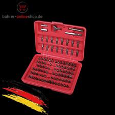 100 pcs. screwdriver bit tips set made of CV-S2 material