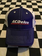 Clint Bowyer Signed AC Delco RCR Adjustable Hat