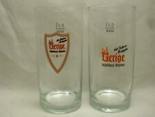 Set Of 2 Uerige Brewery Bier Beer Alt Becher Glasses Dusseldorf Germany 0,2L