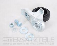 HELLA GUTMANN Stahlblech-Lenkrolle stopfix 80mm 8PS 185 105-171 Ersatzteil HUSKY