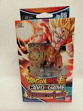 Dragon Ball Super Card Game : Starter Deck SD06 Resurrection Fusion