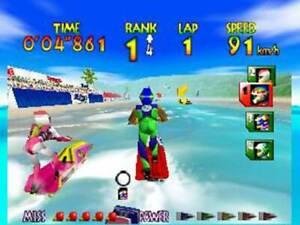 Wave Race 64 - Nintendo N64 Game