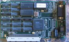 Apple Macintosh NuBus 10BaseT Twisted pair AUI Ethernet Card vintage