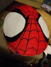 """Vintage 2004 Marvel Spiderman TOWEL, Backpack & Sleeping Bag Kids 30"""" X 64"""""""
