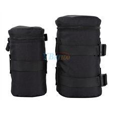 Photo Accessories Cases Bags  Covers Camera Lens Bag Nylon+Sponge+Fiber+Plastic