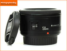 Yongnuo Digital YN 50mm F1.8 Autofocus Lens for Canon EF  +  Free UK Post