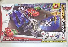 NIB Disney/Pixar Cars Piston Cup Double Loop Challenge
