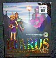 Icarus: Sanctuary of the Gods (PC, 1998)