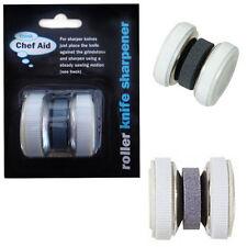 Muela de afilador de cuchillos chefaid Cocina herramienta afilar sierra de mano fácil