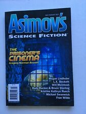 Asimov's SF 2021 Jul/Aug  NEW Copy current issue SF Magazine - Stories & Poems