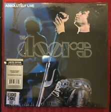 RSD 2017 THE DOORS ABSOLUTELY LIMITED 2LP MIDNIGHT BLUE VINYL. NUMBERED