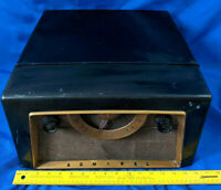 Admiral 5D31A Tube Amp Record Changer Radio Large Bakelite Player Turntable