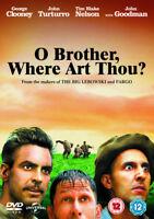 O Brother, Where Art Thou? DVD (2013) George Clooney, Coen (DIR) cert 12