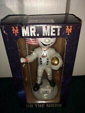 Mr. Met On The Moon Bobblehead Fan Giveaway 7/27/2019 New York Mets NEW UNUSED!