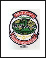 RESIDENT EVIL GAME WEST AFRICA PATCH - REVIL24