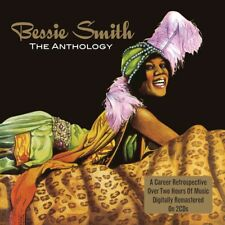 2 CD BOX BESSIE SMITH THE ANTHOLOGY NOBODY KNOWS WHEN GIN HOUSE BLUES HARD DRIVI
