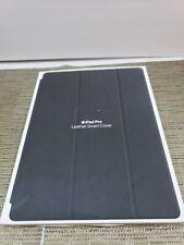 ORIGINAL APPLE LEATHER SMART COVER FOR 12.9-INCH IPAD PRO - BLACK (MPV62ZM/A)
