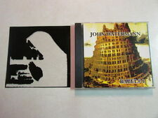 JOHN WATERMANN BABEL #1 9 TRK GERMAN IMPORT CD ELECTRONIC ABSTRACT AMBIENT RARE