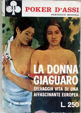 1967 Jane Dolinger-Poker d'Assi 11-LA DONNA GIAGUARO-Selvaggia vita di europea