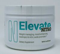 Elevate NITRO Elevacity - 30 Serving 3oz TUB - Weight Managing Mood Enhancing