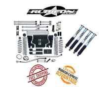 "Rubicon Express 4.5"" Long Arm System w/ Rear Track Bar & Shocks 04-06 Jeep LJ"