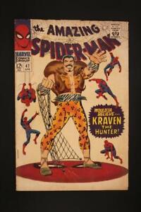 Amazing Spider-Man #47 - MARVEL Comics