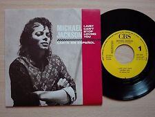 MICHAEL JACKSON –''I JUST CAN'T STOP LOVING YOU''(CANTA EN ESPAÑOL) PROMO VINYL.