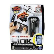 Air Hogs Remote Control Link Turns Smart Device Into RC Smartphone Android New