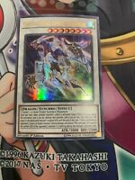 YUGIOH: Crystal Wing Synchro Dragon DUPO-EN068 Ultra Rare NM 1st Edition FAST