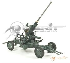 AFV Club 1/35 Scale 40mm FLAK 28 BOFORS WWII German Plastic Model Kit AF35186