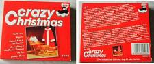 Crazy Christmas - Wizzard, Leonardo, Turtles, Claudja Barry,.. 1996 2-CD-Box TOP
