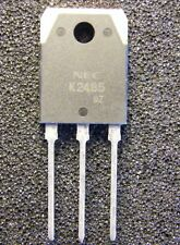 3x 2SK2485 N-Channel Switching Power MOSFET 900V 6A 100W, NEC