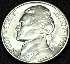 1938-D  Uncirculated Jefferson Nickel KEY DATE!!