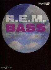 """Partition+CD guitare basse voix - R.E.M"""" Authentic Playalong"""