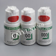 3 set CIHGI-FEK G-THQST Dental Gingival Retraction Cotton Cord Packing 0 00 000#