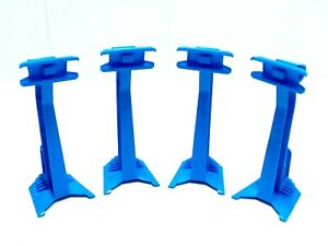 Hot Wheels Criss Cross Crash Track All Supports & Track Connector Replacements