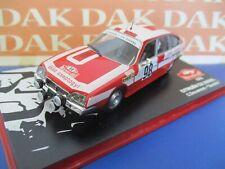 Die cast 1/43 Modellino Auto Citroen CX Diesel Rally Monte Carlo 1978