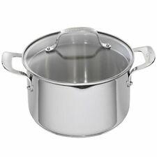 New listing Emeril Lagasse 62958 Stainless Steel Dutch Oven, 5-Quart, 5-Quart Dutch Oven