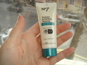 New Boots No 7 Protect & Perfect Intense ADVANCED Day Cream SPF15 25 ml