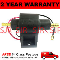 12V ELECTRIC UNIVERSAL PETROL DIESEL FUEL PUMP FACET POSI FLOW STYLE CAR VAN
