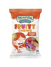 The Natural Confectionary Company Fruit Chews 180g x 12