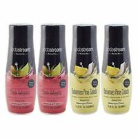SodaStream Mocktails Variety Pack 440ml 4-Pack
