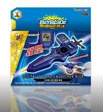 Beyblade Burst B-93 Digital Sword Launcher blue with Sword Winder