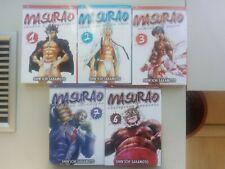 MASURAO quasi completa 1, 2, 3, 6, 7 - j pop