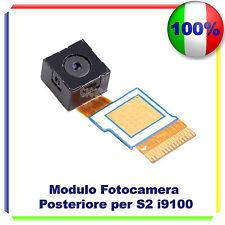 REAR CAMERA fotocamera flat retro camera posteriore 8MPX SAMSUNG GALAXY S2 i9100