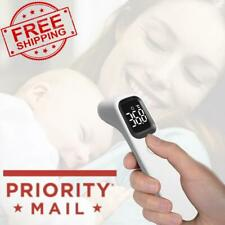Non Contact Touchless Medical Infrared Forehead Thermometer For Baby Kids Adults