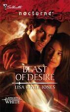 Beast Of Desire (Silhouette Nocturne), Lisa Renee Jones, 0373617836, Book, Accep