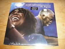 Randy Crawford & Joe Sample – No Regrets LP New Sealed 180 gram