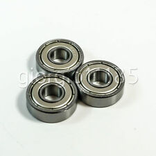 Us Stock 10pcs 607zz 607z Miniature Bearings Ball Mini Bearing 7mm X 19mm X 6mm