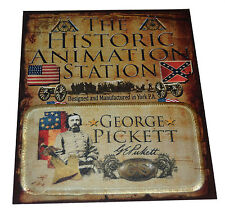 American Civil War ACW General George Pickett Gettysburg Patch In Carded Pack
